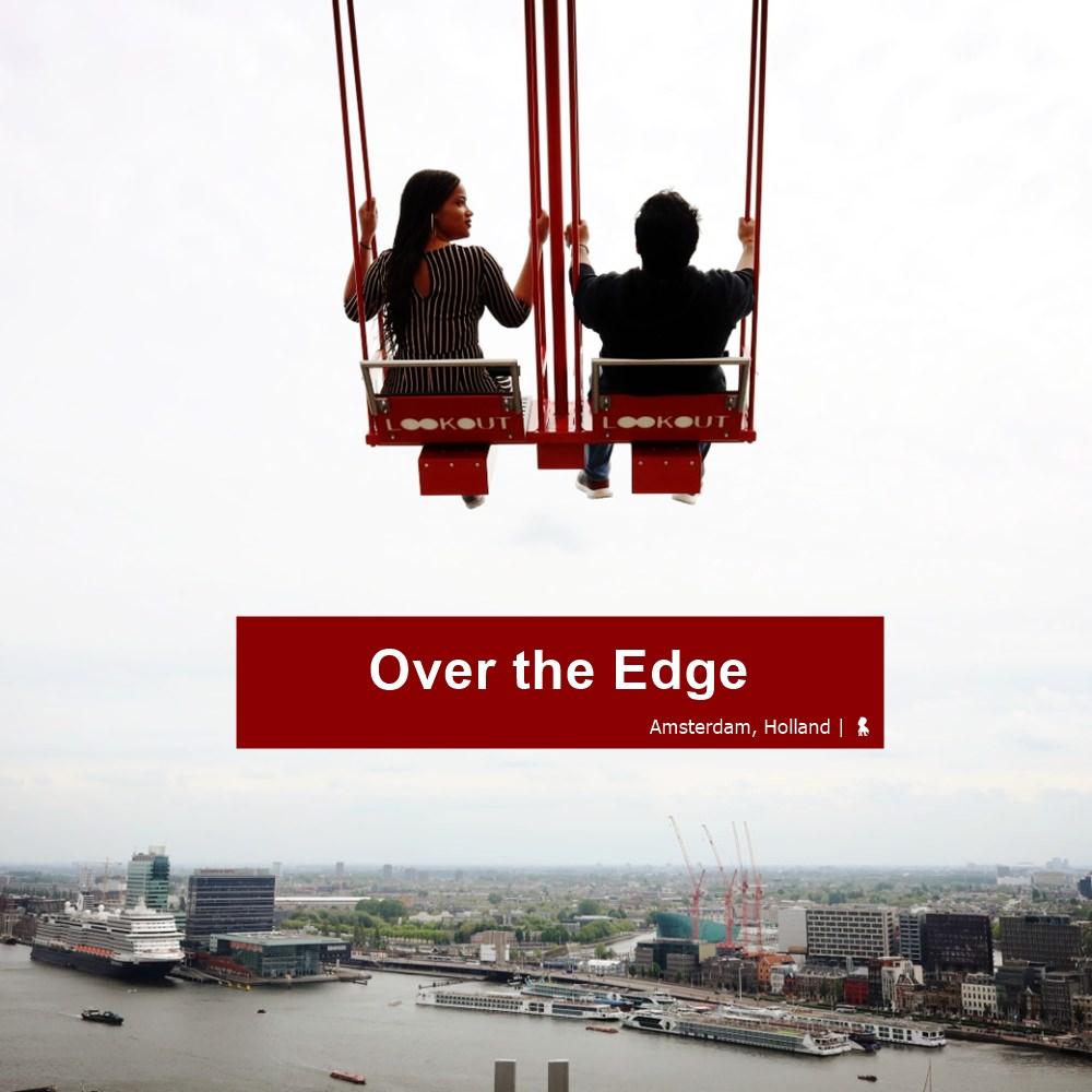 歐洲最高鞦韆 盪出阿姆斯特丹的刺激與浪漫