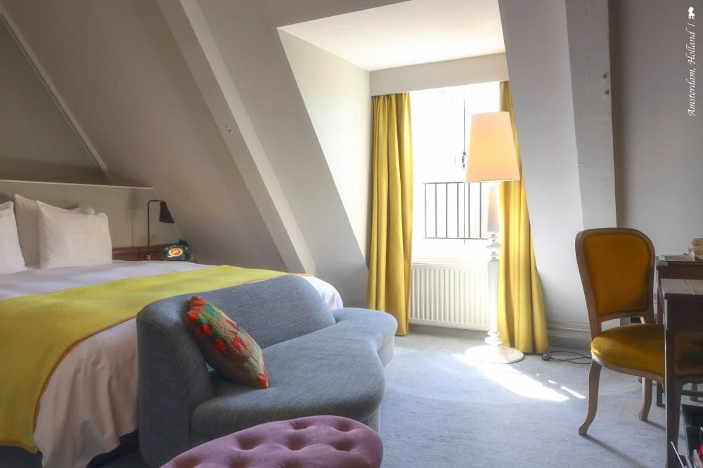 住進阿姆斯特丹的黃金年代  連結 25 棟運河屋的普立茲旅館