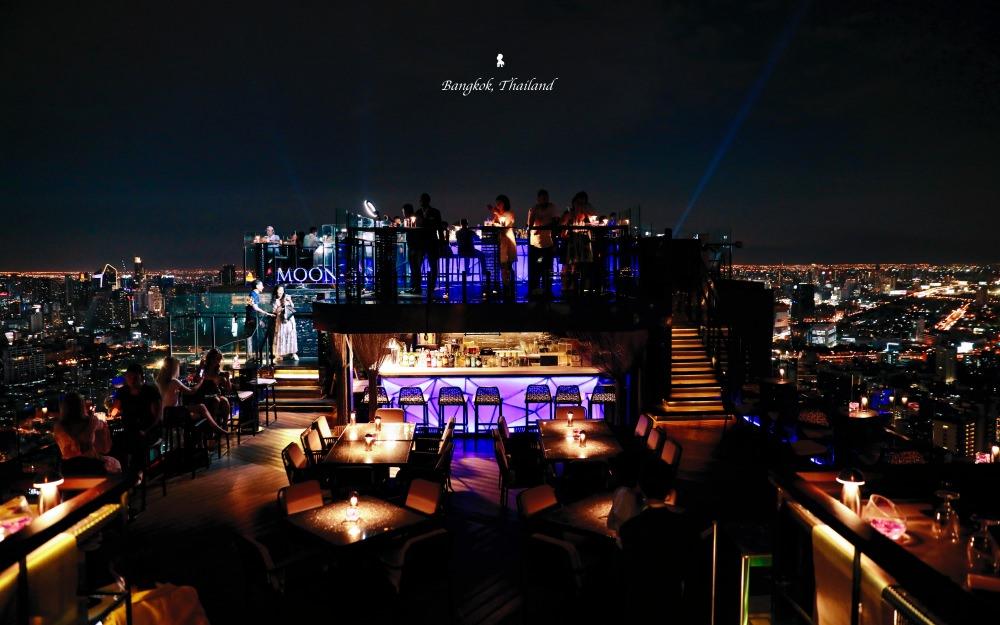 曼谷悅榕庄,聞一室芳香  瞰最美高空酒吧