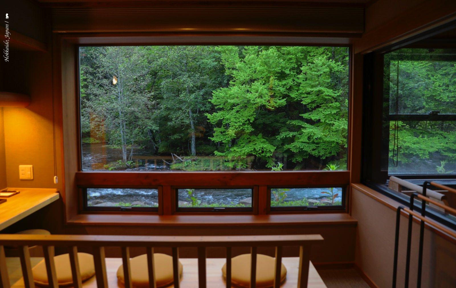 阿寒湖的秘境溫泉旅館:LA VISTA 阿寒川,手磨一段飄香的北海道旅宿時光