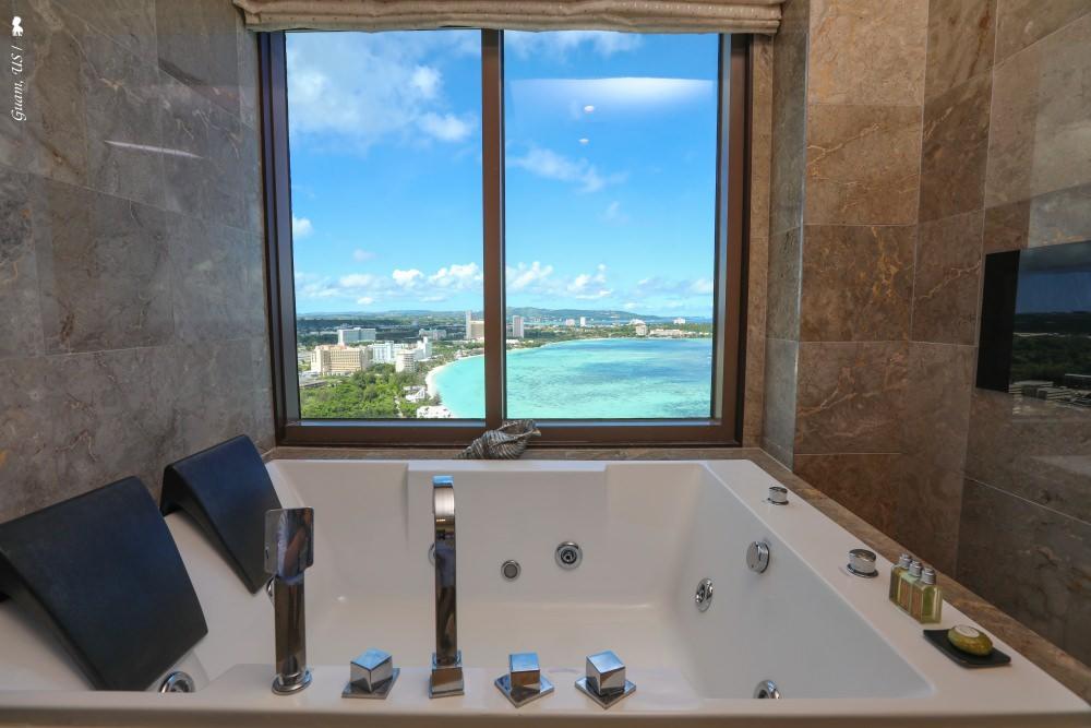 跟隨郭董腳步  入住關島最新奢華海景飯店:Dusit Thani Guam Resort