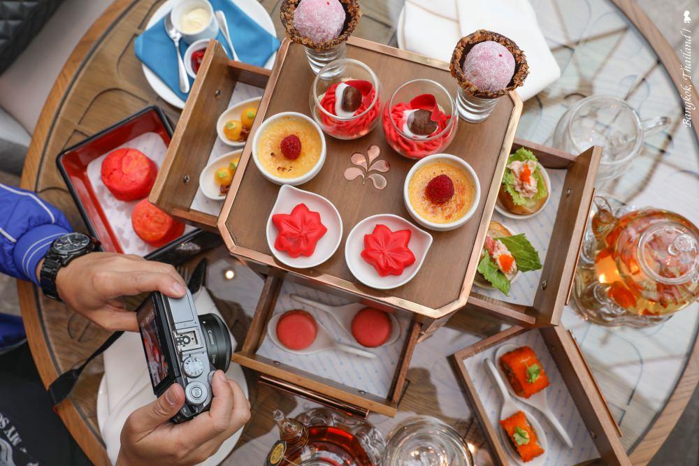 / 2019 開幕! / 住曼谷日航酒店,打開下午茶珠寶盒嚐到日本秋天