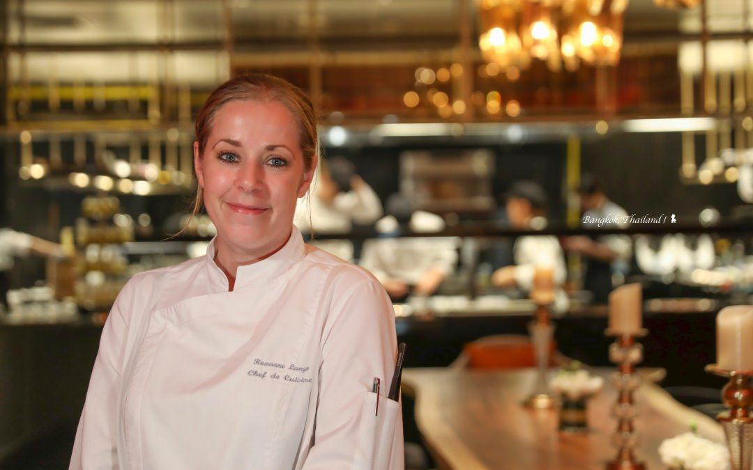 曼谷高級法國餐廳 Allium 新開幕,荷蘭女主廚用食物重現童年回憶