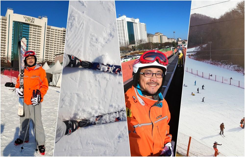 滑雪會上癮!到韓國江原道聽中文學滑雪  初學者走出新手村挑戰中級滑雪道不是夢!