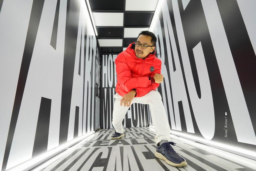 用 AR 拍出最潮打卡照,首爾 HOTPLACE MUSEUM 韓星也來搶先體驗