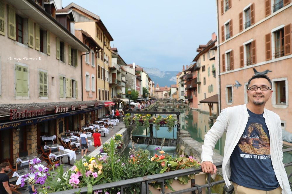 擁有歐洲最乾淨湖泊,阿爾卑斯山下如詩般的安錫古城