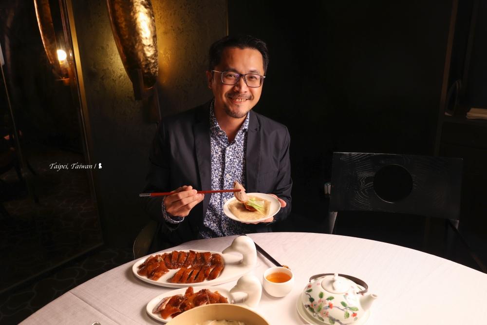 米其林餐盤推薦的香宮饗宴,脆皮烤鴨每一吃都精彩