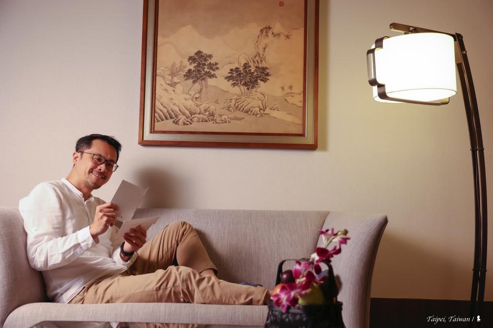 深居宋代儒雅,坐擁現代市井繁華的香格里拉台北遠東國際大飯店
