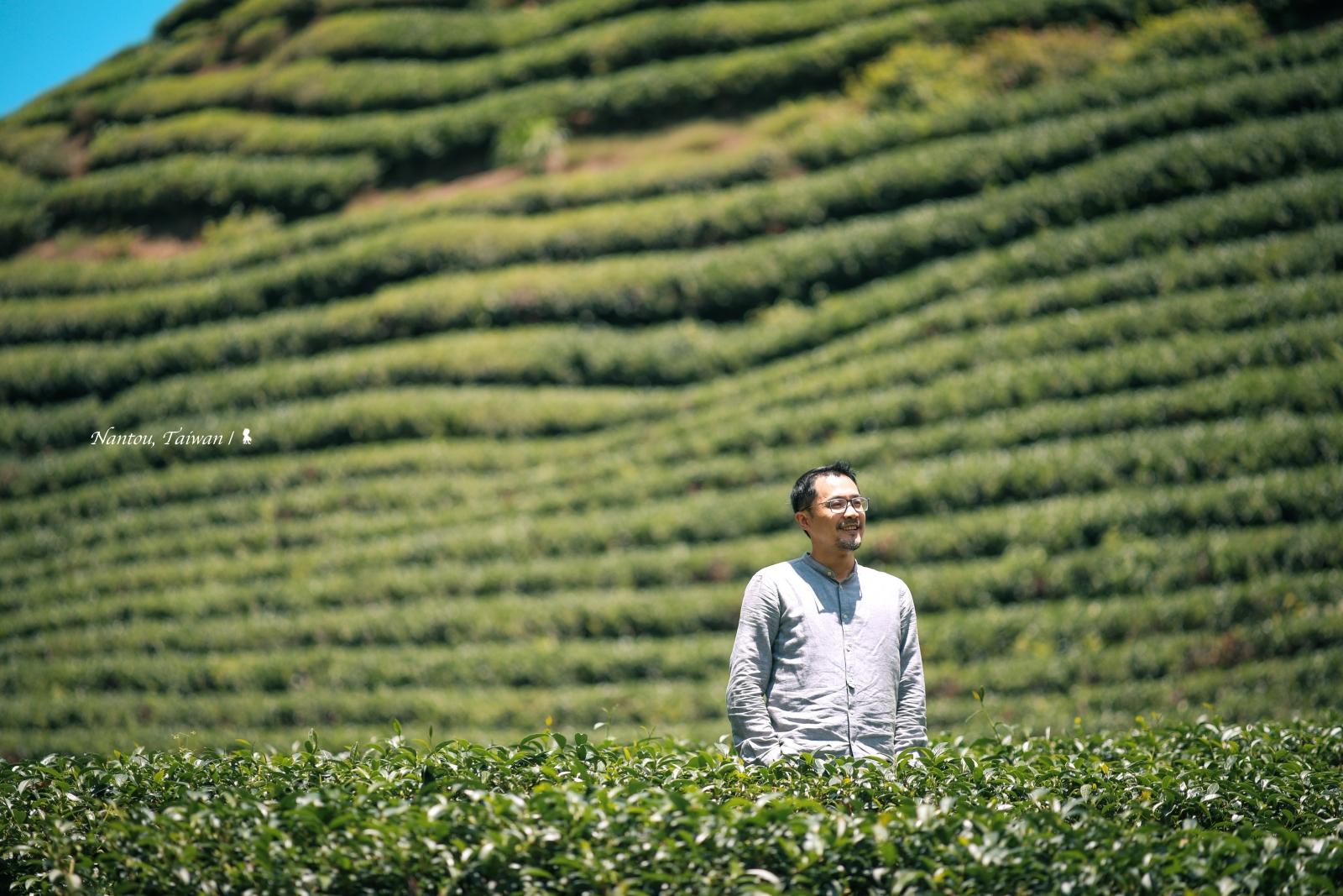 竹林茶海,美哉直擊深藏南投的電視廣告拍攝秘境