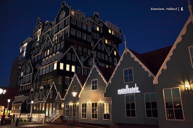 疊床架屋?Inntel Hotels,新荷蘭怪奇旅館