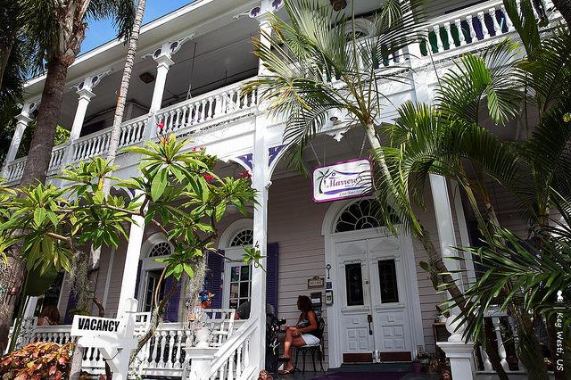 開世界最美跨海公路  玩美國最南端的純樸小鎮:Key West