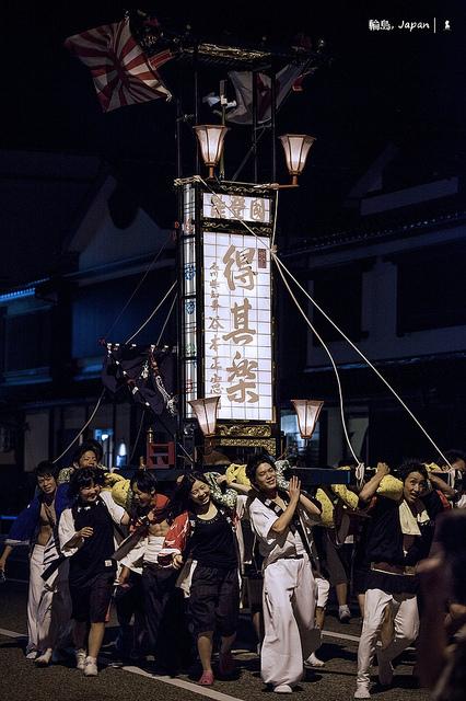 代代相扛的日本傳統夏季慶典:輪島大祭