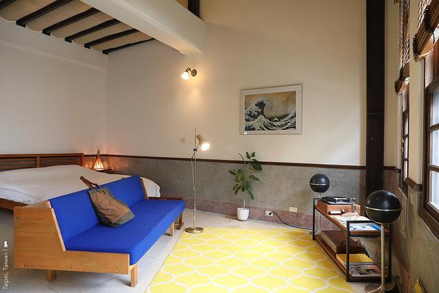 在大稻埕遇⾒江戶 住OrigInn Space,讓房客體驗東京墨田區生活精品