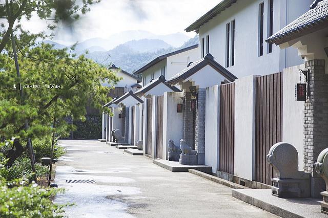 春水堂的秋山居,神隱南投的中國風頂級 Villa