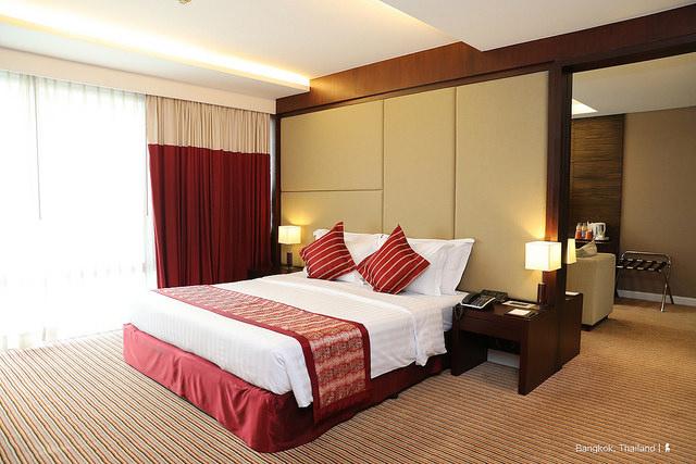 Central World 步行可到,高性價比的曼谷四星酒店 Eastin Hotel Makkasan Bangkok