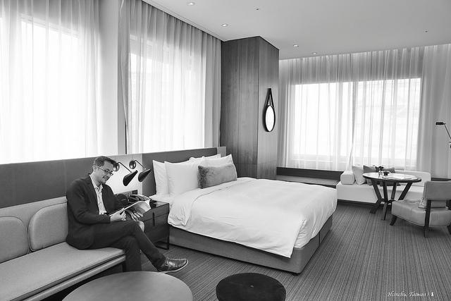 新竹英迪格酒店  雙手玩出最潮科技鄰里文化