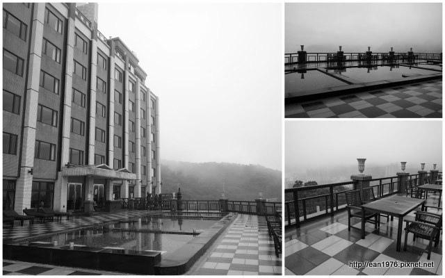 [北海岸靈肉雙修之旅] 俯瞰翡翠灣的25坪氣派大房 映象休旅會館 @萬里