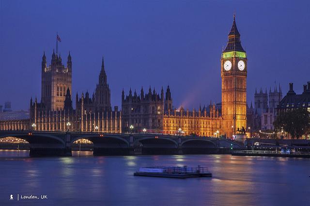 不讓你厭倦的如詩城市:倫敦