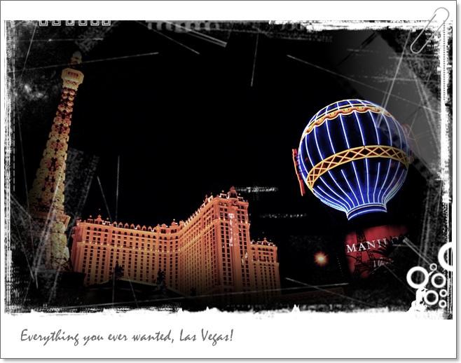 [2010 大美旅] 賭城飯店免費秀 0.5 到 4.5 顆星大PK @內華達州