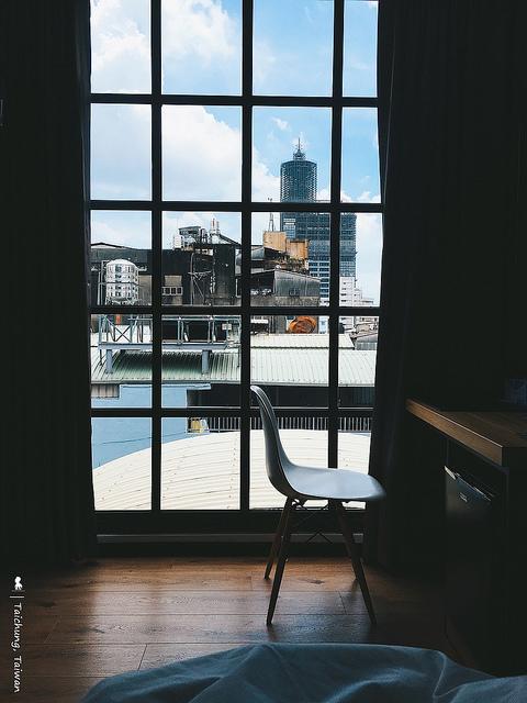 入住懷舊摩登的美好時光,台中舊城區新開張:1969藍天飯店