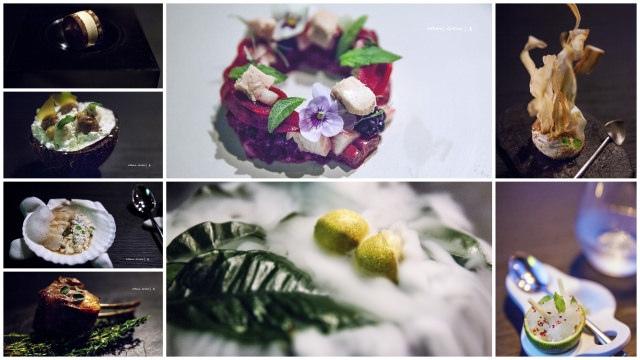 雅典 No.1 的米其林二星 Funky Gourmet,希臘版懷石料理走秀全記錄