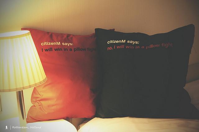 讓房客好忙的玩樂系智慧互動旅館 citizenM Rotterdam