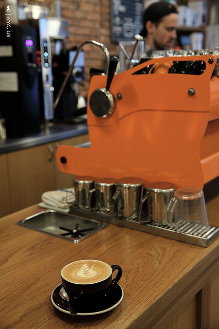 Café Grumpy,充滿溫度的紐約味獨立咖啡店
