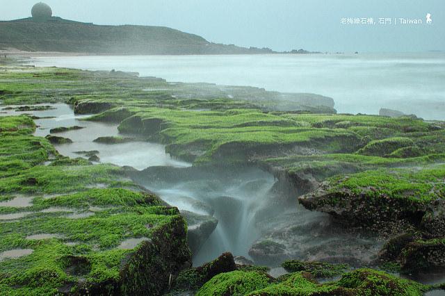 老梅綠石槽,季節限定的台灣隱藏版美景