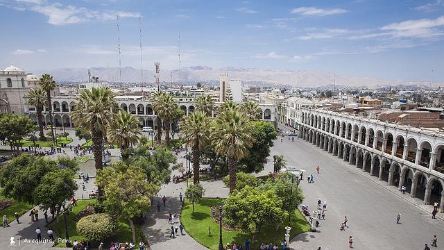 祕魯白色之城,品味慢活舊時光的美食城市阿雷基帕
