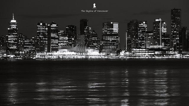 記夏至日照最長一天,現代與原始並存的溫哥華城市暮色