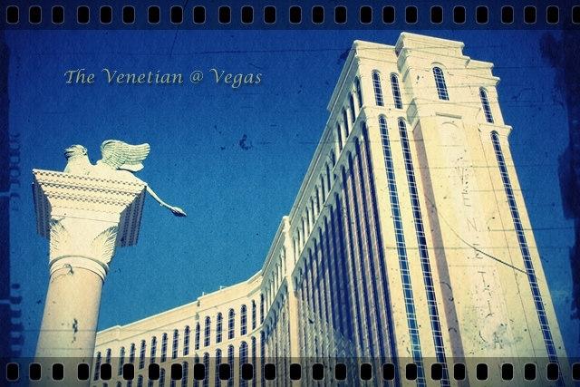 [2010 大美旅] 到賭城遊歐洲水都  好一家WOW!聲不斷的威尼斯人酒店@內華達州
